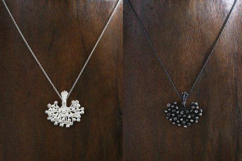 Bouquet necklace 40cm