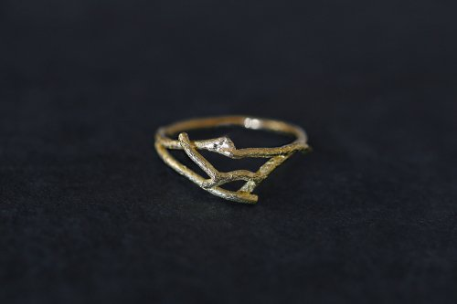 Forest ring / K18