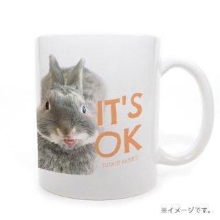 IT'S OK マグカップ