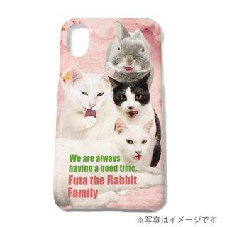 iPhoneハードケース春(白)