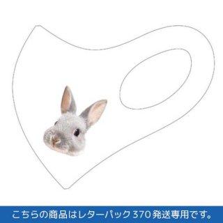 大きめサイズ・ふうた幼少期立体マスク(白)レターパック370