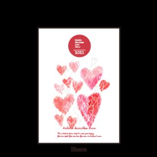 マンスリー2021[Hearts]