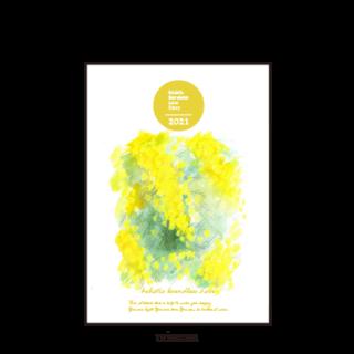 マンスリー2021[mimosa]