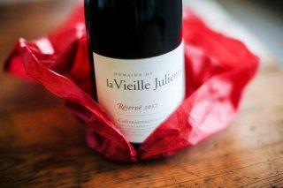 レゼルヴ ルージュ 2012 / ヴィエイユ ジュリアン (Chateauneuf du Pape Reserve rouge Domaine de la Vieille Julienne)