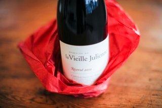 レゼルヴ ルージュ 2010 / ヴィエイユ ジュリアン (Chateauneuf du Pape Reserve rouge Domaine de la Vieille Julienne)