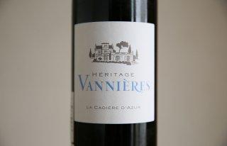 エリタージュ・ドゥ・ヴァニエール 2016 / ヴァニエール (Heritage rouge Chateau Vannieres)
