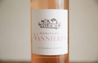 エリタージュ ロゼ 2016 / ヴァニエール(Heritage rose Chateau Vannieres)
