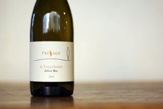 "VdF ブラン ""プレザージュ"" 2014 / グラヴェレット (Vin de France Blanc Presage Graveirette)"