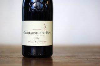シャトーヌフ ドゥ パプ ルージュ 2016 / グラヴェレット (Chateauneuf du Pape Rouge Graveirette)