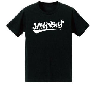 オフィシャルロゴTシャツ(BK)