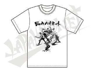 茂本ヒデキチデザインTシャツ