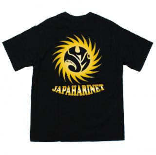 ゴールドロゴTシャツ