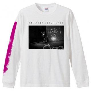 Thai Cat ロングスリーブTシャツ
