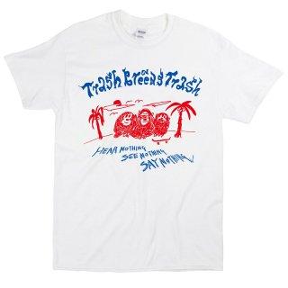 三猿 Tシャツ