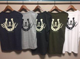 ホースシュー(馬蹄) Tシャツ