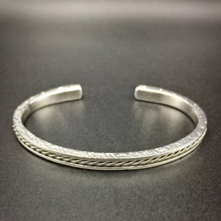 Guitar strings bangle