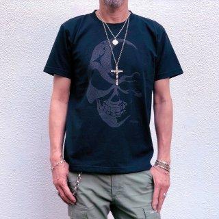 2019 Summer ニヒルスカルTシャツ