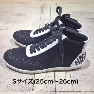 【winter】バックラインハイカットスニーカーSサイズ(25cm〜26cm)