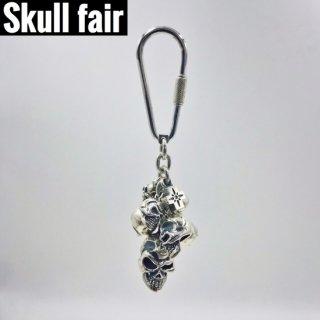 【Skull fair】ニヒルズチャーム(amulet) SV(シルバー)