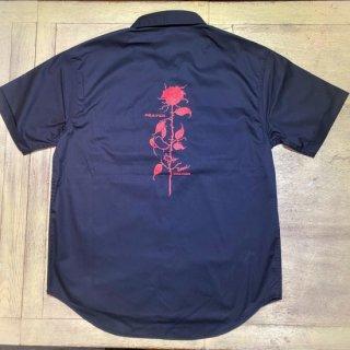 【2020】ローズワークシャツ(半袖)