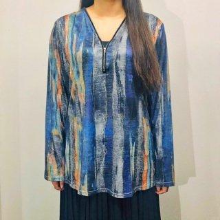 【2021NEW】HI-NOI オールドファッションサイケ ブルー/グレー【数量限定】