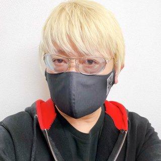 【2021NEW】HI-NOI 新ハンドメイド布マスク スタッズ無し