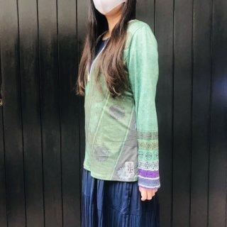 【2021NEW】HI-NOI オールドファッションサイケドット グリーン【数量限定】