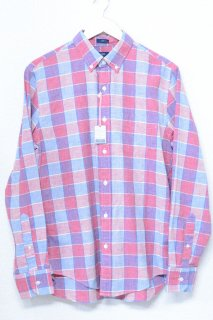 J.CREW HOMMESPUN COTTON CHECK SHIRT : DEAD STOCK (USED&VINTAGE