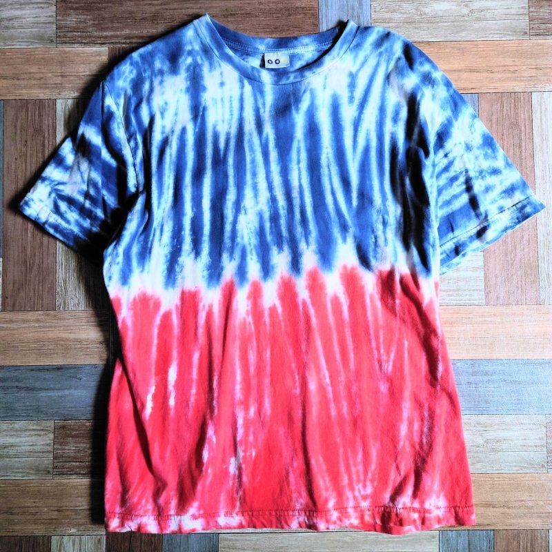 タイダイ Tシャツ 1 (メンズ古着)