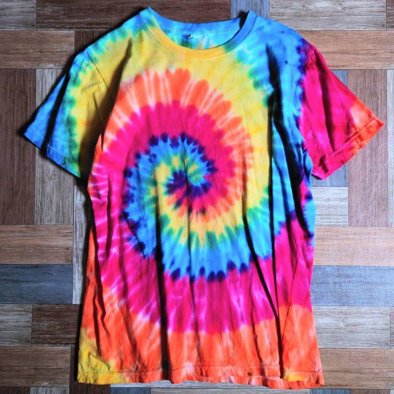 タイダイ Tシャツ 2 (メンズ古着)