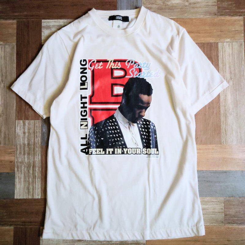 MASK ボビーブラウン Tシャツ (メンズ古着)