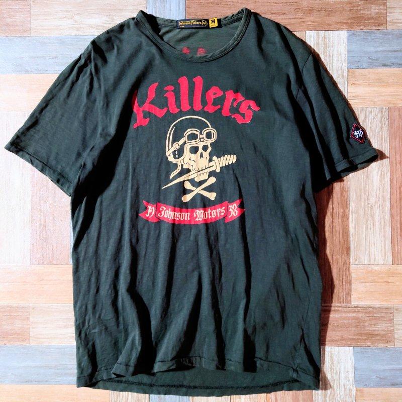 Johnson Motors USA製 Killers Tシャツ (メンズ古着)