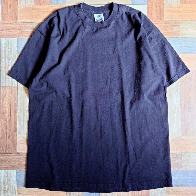 PRO CLUB Tシャツ ブラック 2XL (メンズ古着)