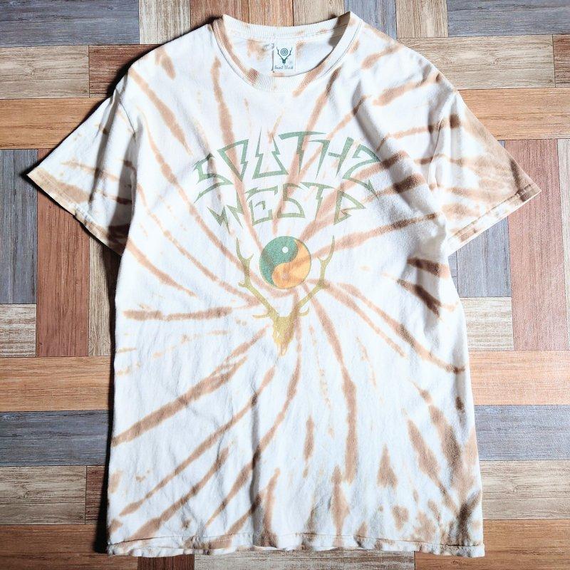 SOUTH2 WEST8 タイダイ Tシャツ (メンズ古着)