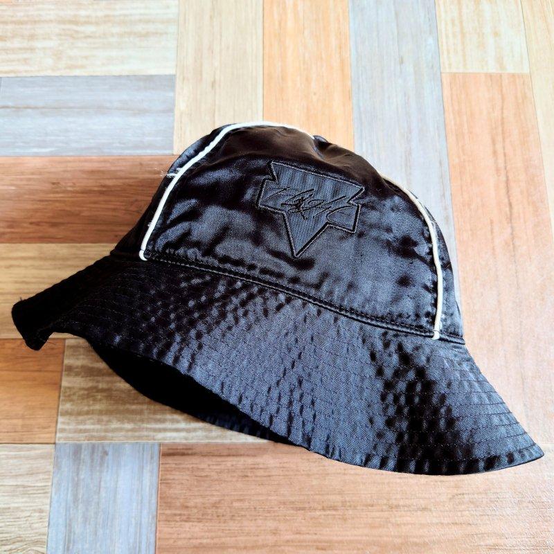 NIKE AIR JORDAN サテン ハット ブラック (USED&VINTAGE)