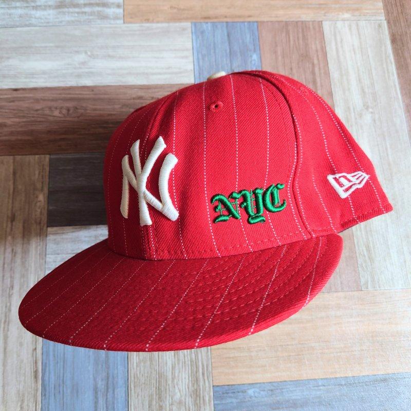 90's NEW ERA USA製 ヤンキース ベースボール キャップ (USED&VINTAGE)