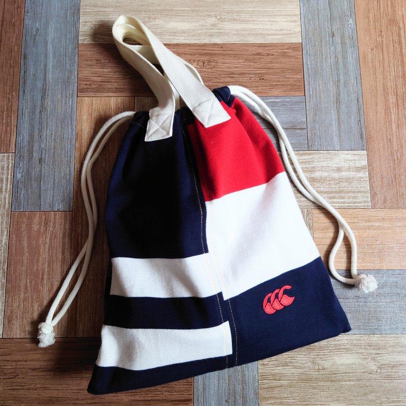 CANTERBURY 巾着 バッグ (USED&VINTAGE)