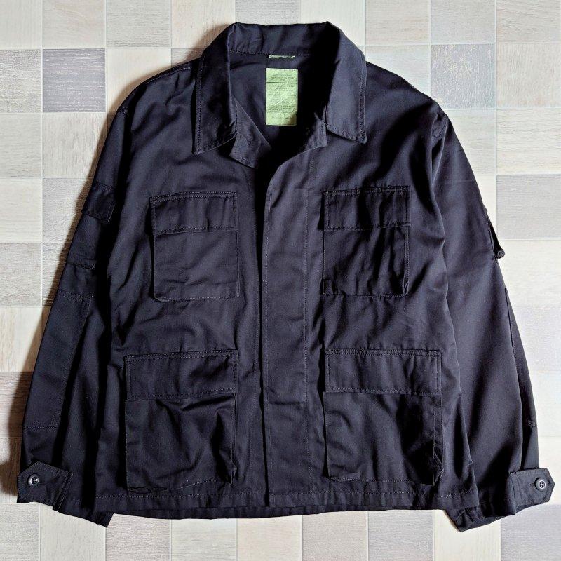 YMCL KY ファティーグ ジャケット ブラック (USED)