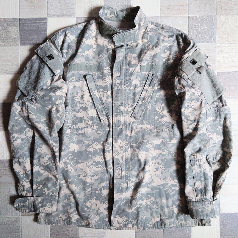 US ARMY ACU BDU ジャケット デジカモ グレー (USED)