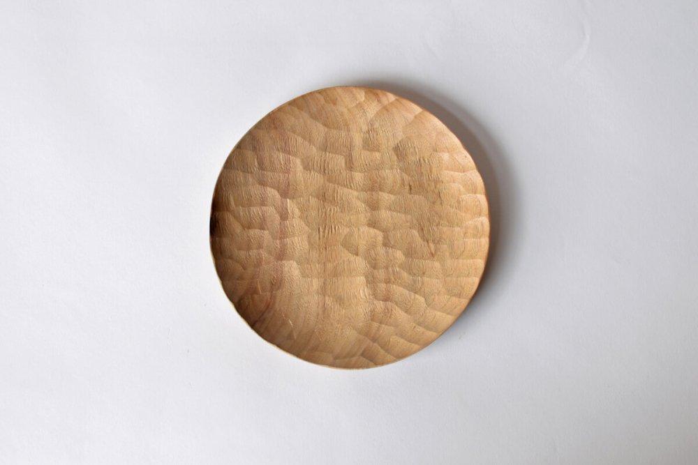 WOOD PLATE 210