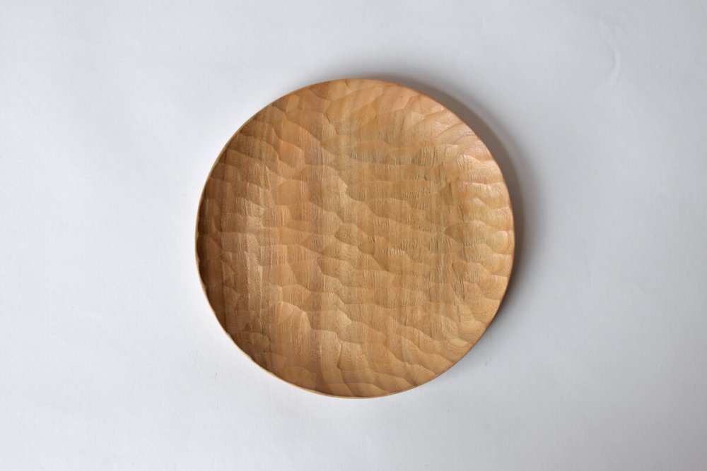 WOOD PLATE 240
