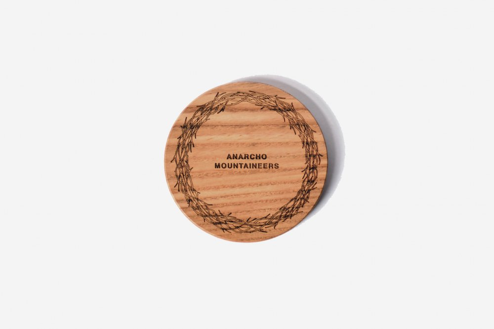 WOOD LID (for Cup & Mug)