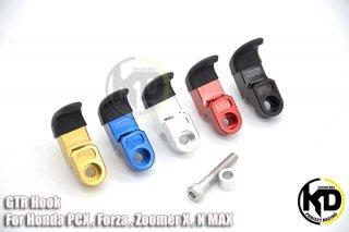 ホンダ PCX125(JF56) PCX150(KF18) コンビニフック 5色