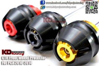 [レッド国内在庫あり]ホンダ PCX125(JF56) PCX150(KF18) フロントアクスルスライダー 3色