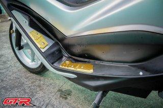 ヤマハ NMAX125 NMAX155 GTR ステップボード 5色