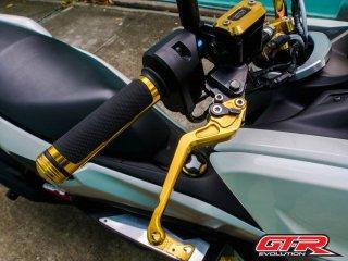 【一部国内在庫あり】ヤマハ NMAX125 NMAX155 GTR 6段調整 ブレーキレバー 4色 101081