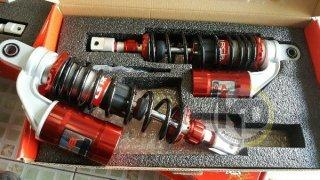 ヤマハ NMAX125 NMAX155 レーシングボーイ SBシリーズ リヤ サスペンション  3色