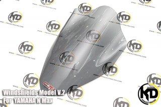ヤマハ NMAX125 NMAX155 ウィンドシールド モデル V.2