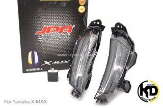 ヤマハ XMAX フロント LED ターンランプ