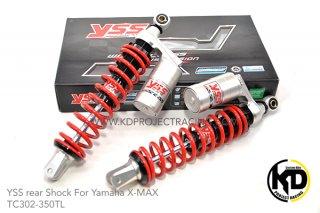 ヤマハ XMAX YSS G-Series TC302-350TL サスペンション